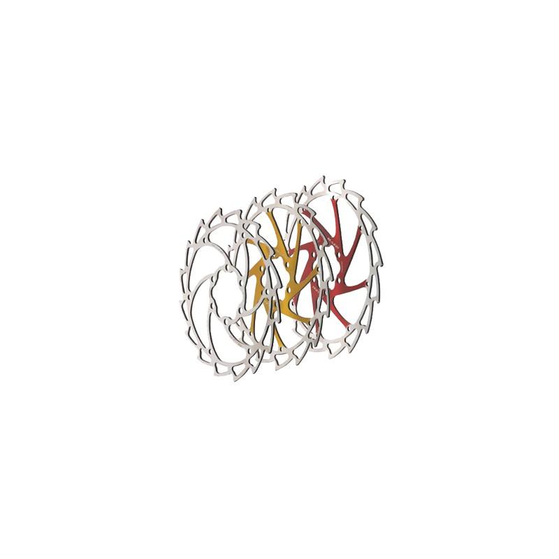 Rotor Anodizado