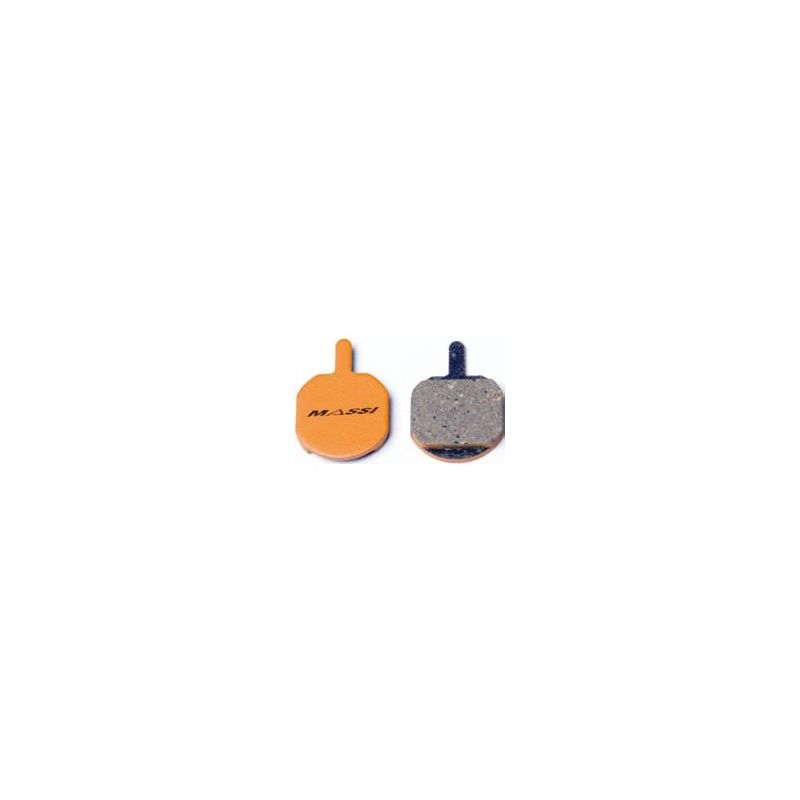 Pastillas compatibles con HAYES MX2/MX3, Mechanical, Sole Hydraulic