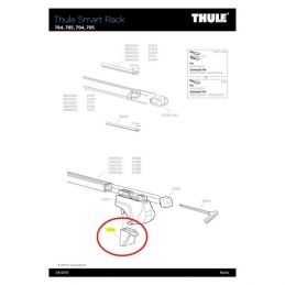 Railing Cover 784/785/794/795