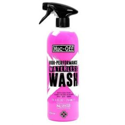 High Performance Waterless Wash