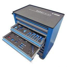 1600N1 Carro de herramientas mecánico profesional