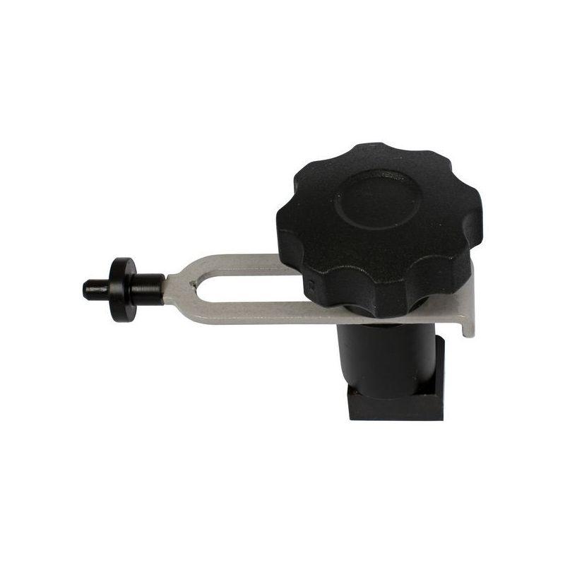 Controlador de discos de freno para centrador