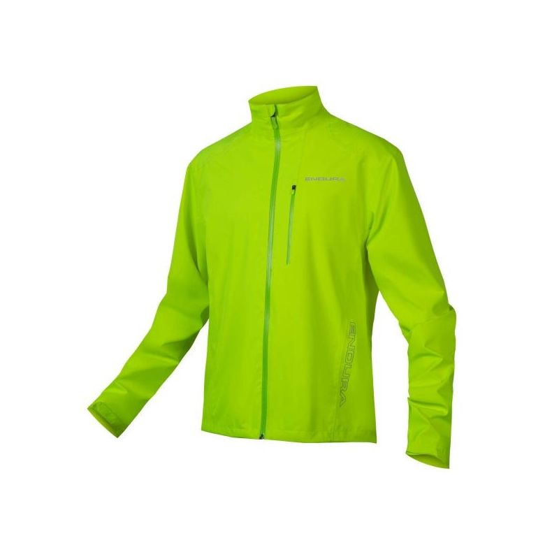 Hummvee Impermeable Amarillo Fluo