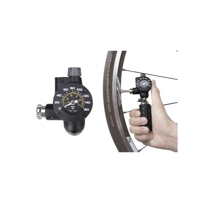 Regulador Co2 Airbooster G2 Con Manómetro