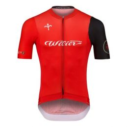 Maillot Wilier Cycling Club Jersey Rojo