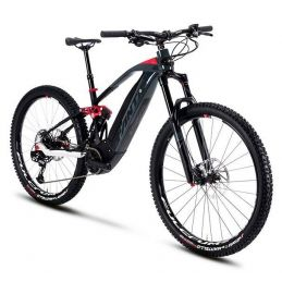 E-BIKE FANTIC XMF 1.6 GRIS ROJO