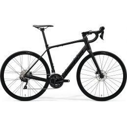 bicicleta electrica carretera merida escultura 400 negro