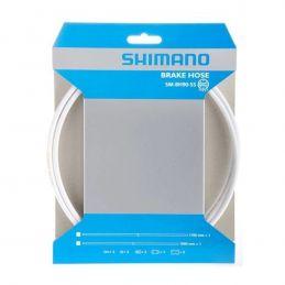 latiguillo shimano SM-BH90-SS blanco
