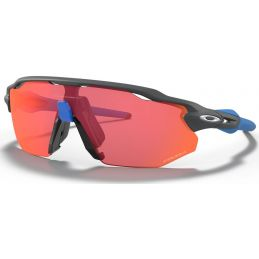 GAFAS OAKLEY RADAR EV ADVANCER Matte Carbon - Lente Prizm Trail Torch
