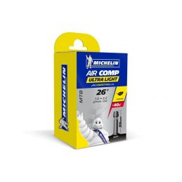 camara michelin air comp ultra light MTB 26 schrader 35mm