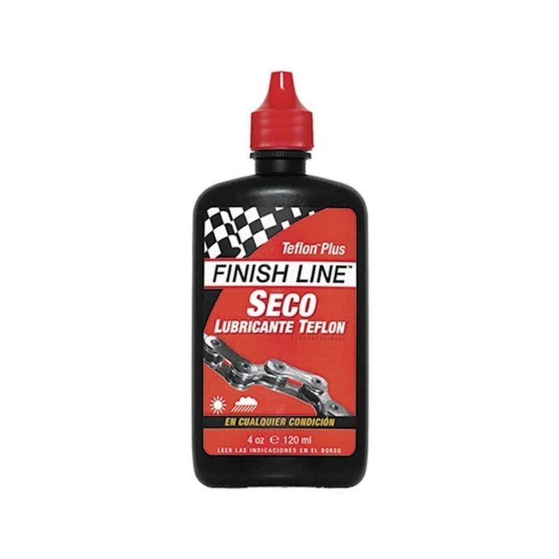 lubricante finish line seco con teflon 4oz