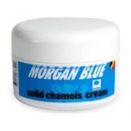 Crema Morgan Blue Solid Chamois Cream