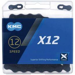 cadena kmc x12 blacktech