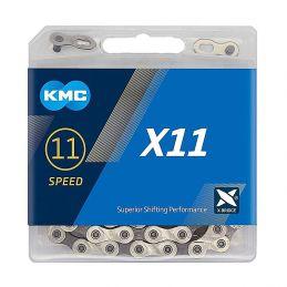 CADENA KMC X11 SILVER-GREY