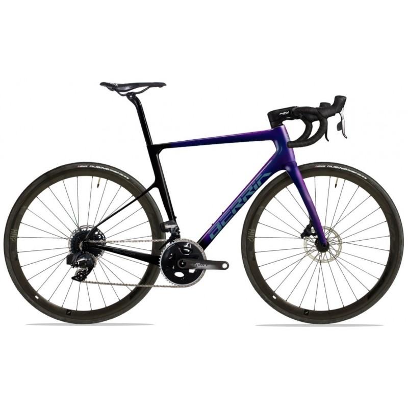 BERRIA BELADOR 9.1 Cyan Purple/Negro