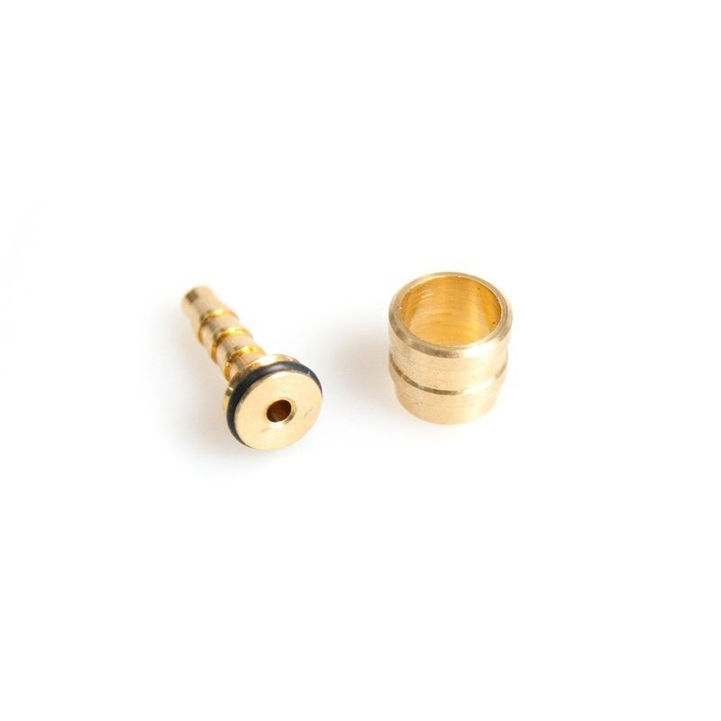 Conector Recto para frenos de disco hidráulico Shimano XTR