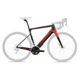 Kit Berria Aero Hybrid Negro/Rojo