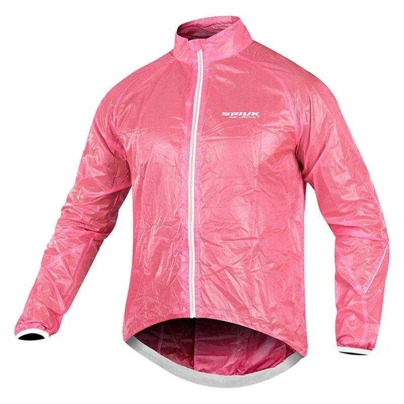 cortaviento spiuk Top Ten Ligero Unisex rosa