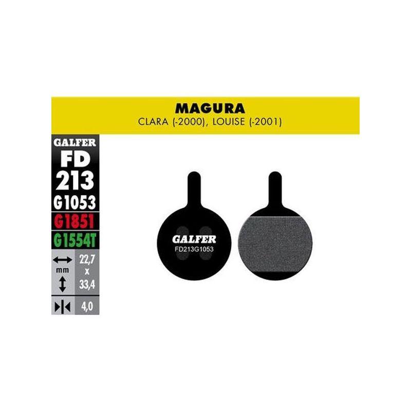 Magura Clara/Louise (2000-01)