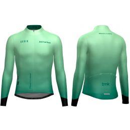 Maillot BMK 2022 Pro Winter Series Verde