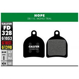 Pastillas de freno Galfer Standard Hope Mono Trial