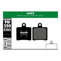 Pastillas de freno Galfer Standard Hope Mono Mini y Enduro