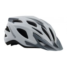 casco merida charger blanco gris