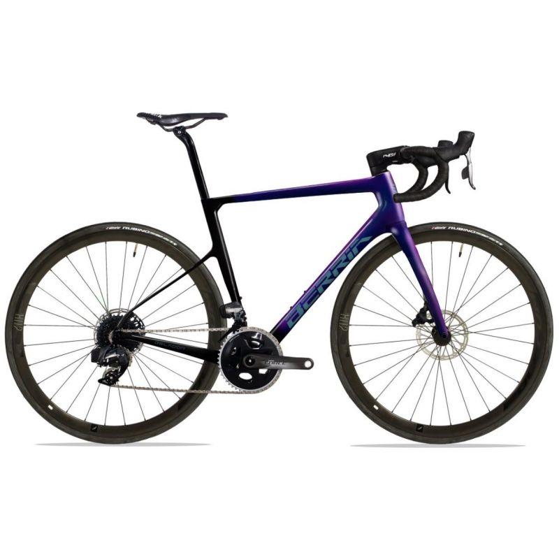 BERRIA BELADOR 9.1 Cyan Purple NEGRO