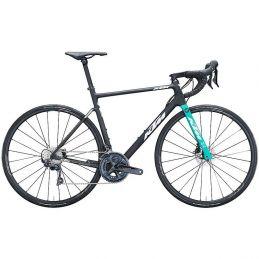 bicicleta carretera KTM Revelator Alto Elite Replica negro azul
