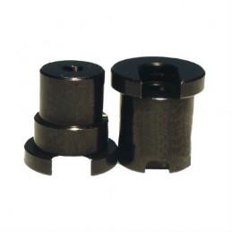 Adaptadores conv.horquilla eje 20mm a 9mm