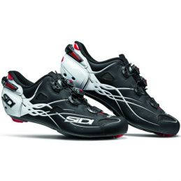 Sidi Shot Matt Negro/Blanco