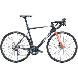 bicicleta gravel ktm revelator alto elite Replica-CB Matt (White+Orange)