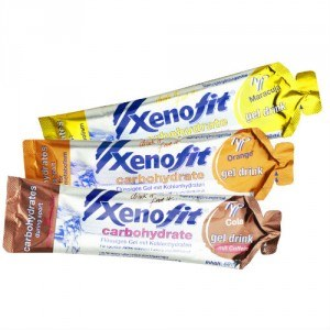 Geles Xenofit Carbohydrate Drink