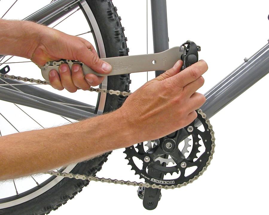 Montaje pedal