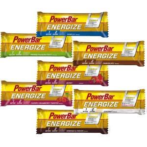 Nutricion deportiva PowerBar