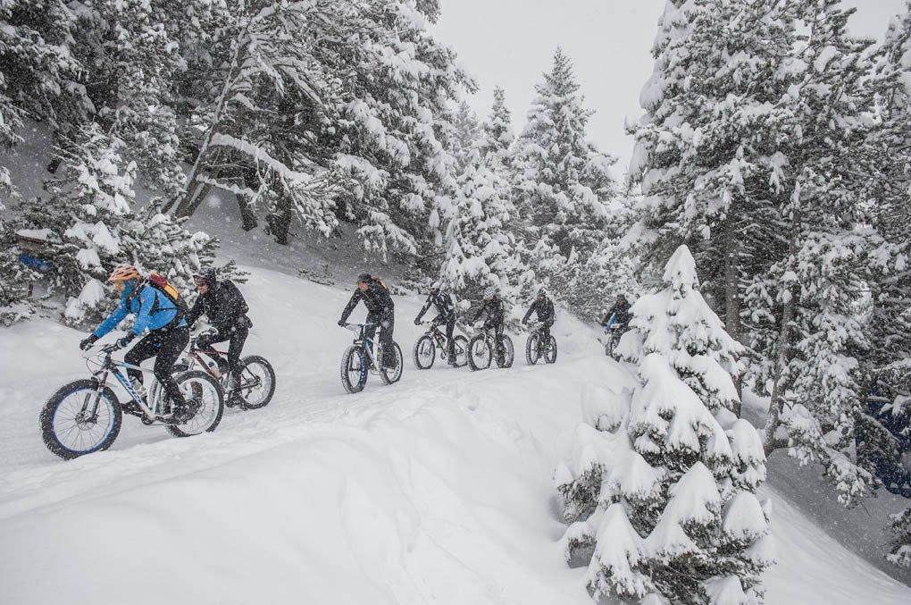 b3075dcdb8 Equipamiento para montar en bici en invierno
