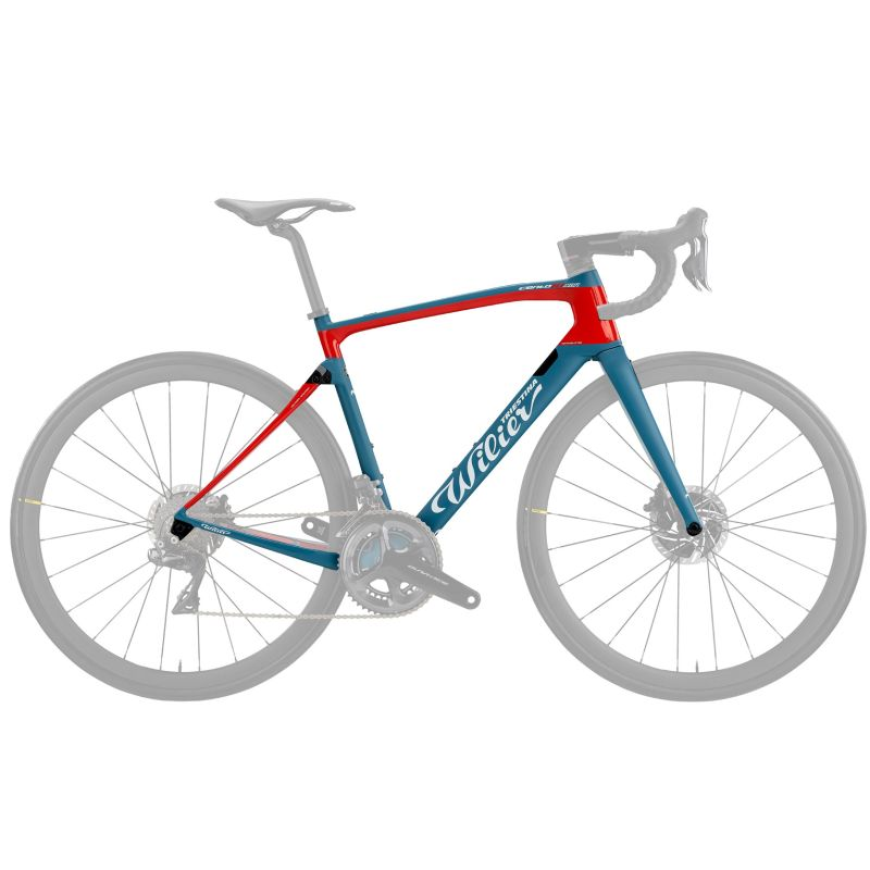 Carretera Wilier Cento10 NDR Force 22 Miche Syntium Wp Axy