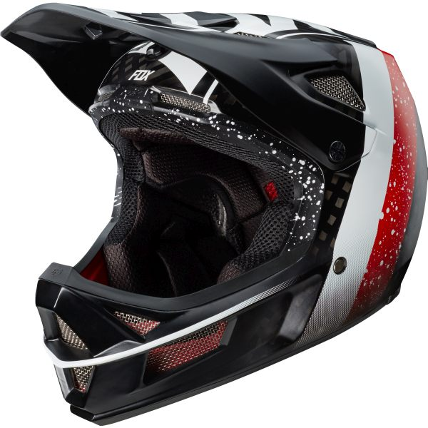 Casco Fox Racing Rampage Pro Carbon MIPS