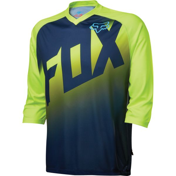 Maillots Fox Racing Flow 3/4 - OFERTA