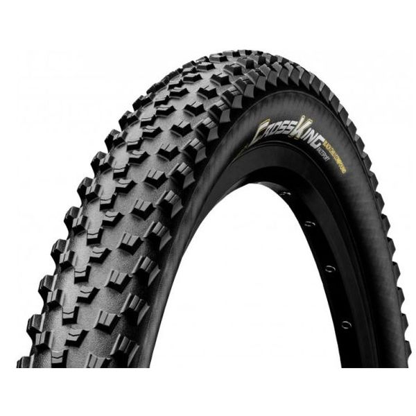 "Cubierta 27.5"" Continental Cross King 27,5"