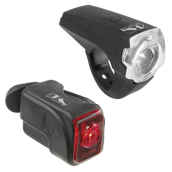 Luces M-wave Atlas K10 pack