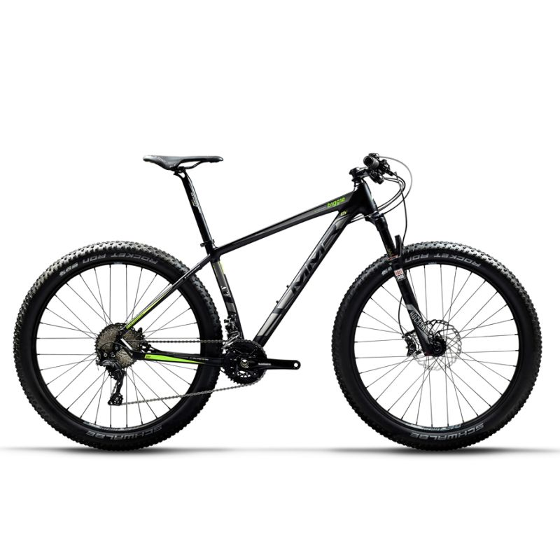 "MTB 27.5"" MMR Biggie 27.5 Plus 10 - OFERTA"