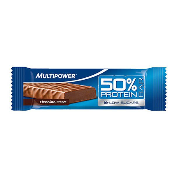 Barritas Multipower 50% Proteína