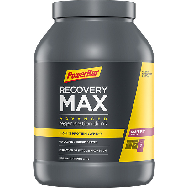 Complementos PowerBar Recovery Max