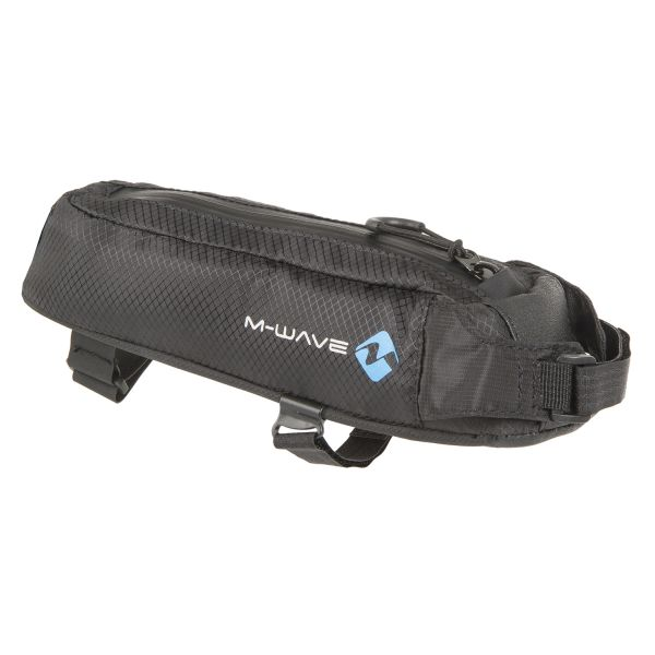 Bolsas Para Bicicleta M-wave Rough Ride Top Negro