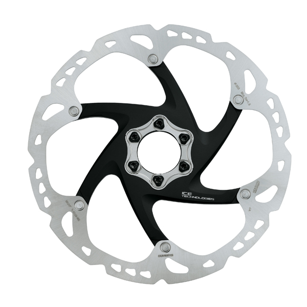 Frenos de disco Shimano SM-RT86 XT 6T ICE-TEC