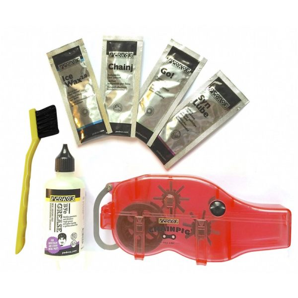 Limpiadores/Lubricantes Pedros Kit Chain Pig
