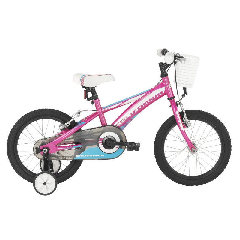 Infantiles/Junior BH California 18""