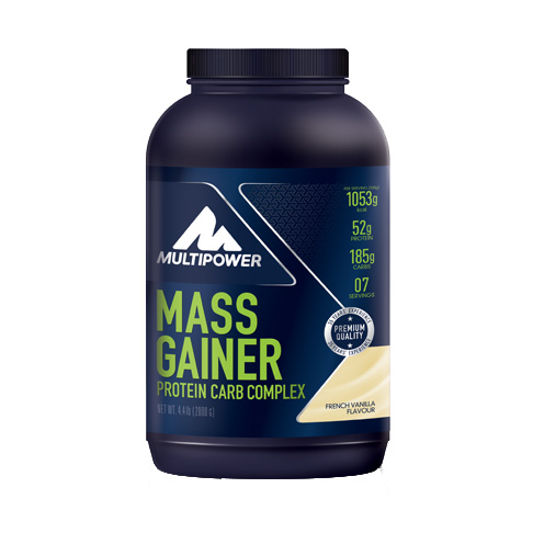 Complementos Multipower Mass Gainer