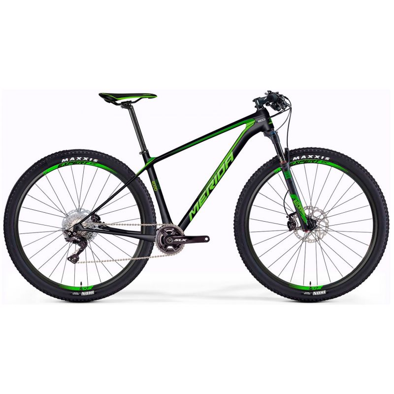 "MTB 29"" Merida Big.Nine 4000 - OFERTA"